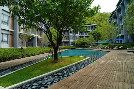 23° Khao Yai ★ 2 BR for 6 persons ★ Pool View