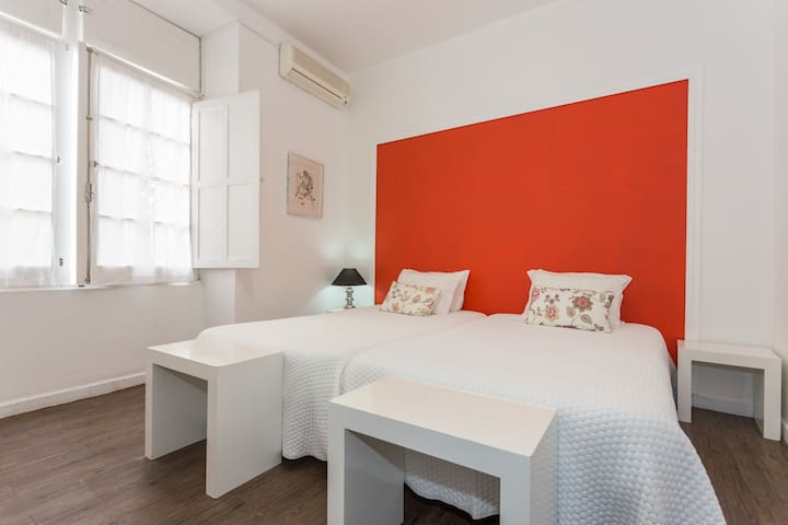 Quarto twin - Tavira - Bed & Breakfast