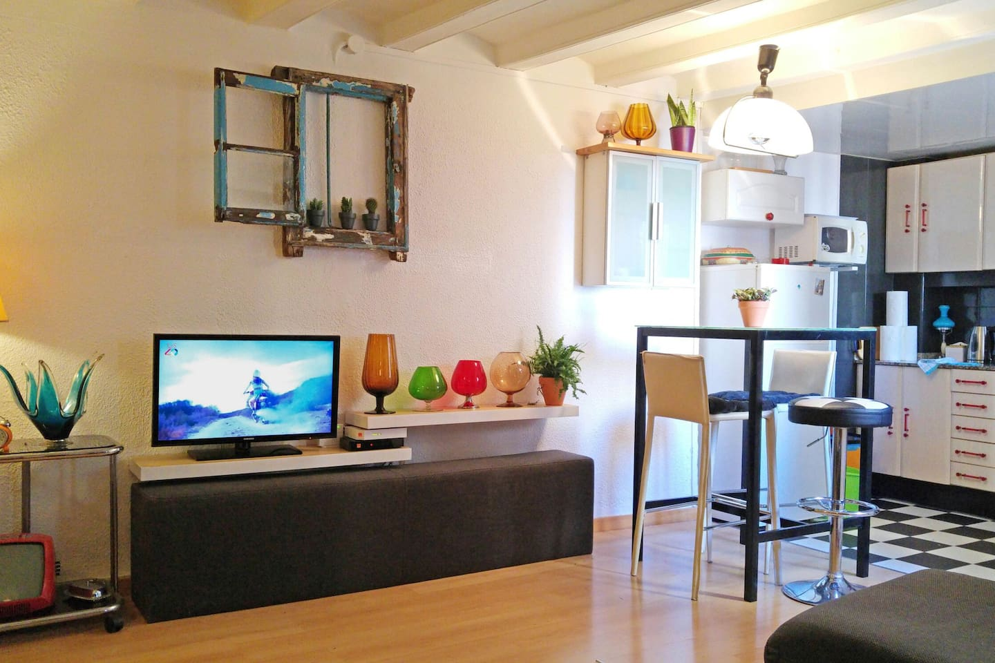 Airbnb: The Top 20 Lofts for Rent in Barcelona - Airbnb: loft for ...