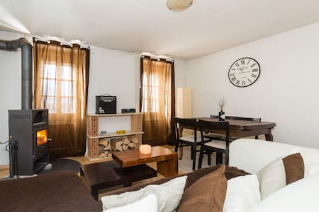 Spacious 2 Bedroom Family Apartment with Parking - Epalinges - 公寓