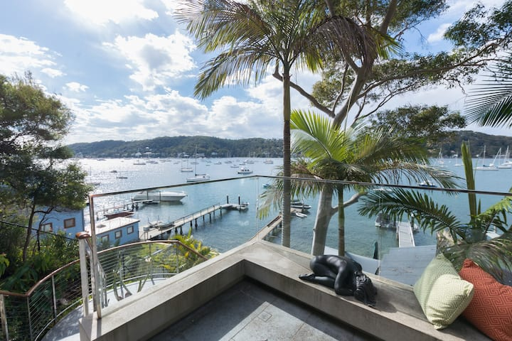 Couples Retreat on Pittwater