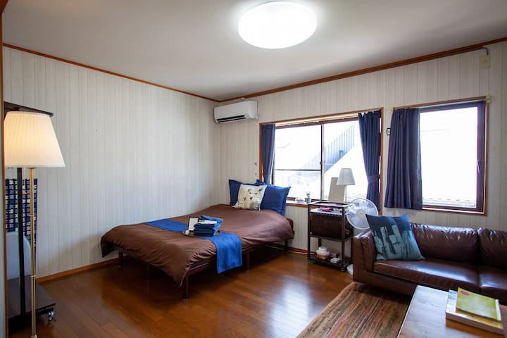 Tarbo's house Naramachi 201 : calm and comfortable