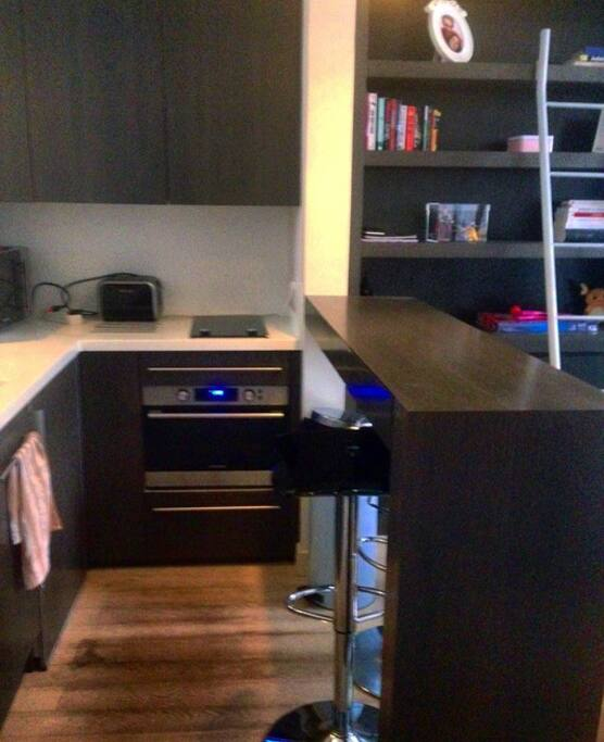 Kitchen - all equiped