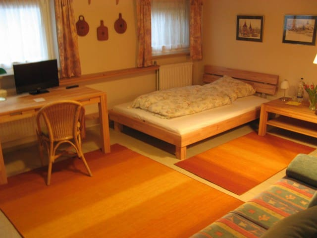 Two beds and breakfast - Núremberg - Bed & Breakfast