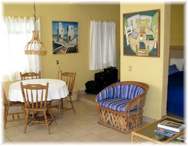 Garden Suite in Mexico´s heart - Jocotepec - Bed & Breakfast