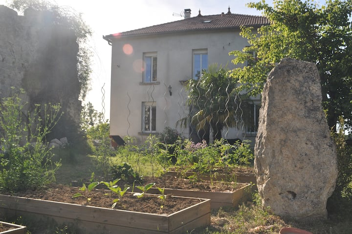 3 chambres d'hôtes Loustalneou