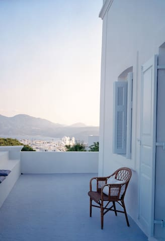 AMAZING VIEW - Villa in Plaka - Plaka