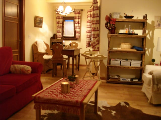 Cosy apartment in a very comfortable location - Silvaplana