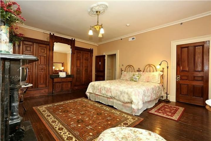 The Crawford Suite - CAPE MAY COURT HOUSE - Bed & Breakfast