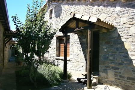 Acogedor Apartamento rural Pirineo - Caldearenas