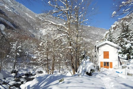 Charming apartment, Merens les Vals
