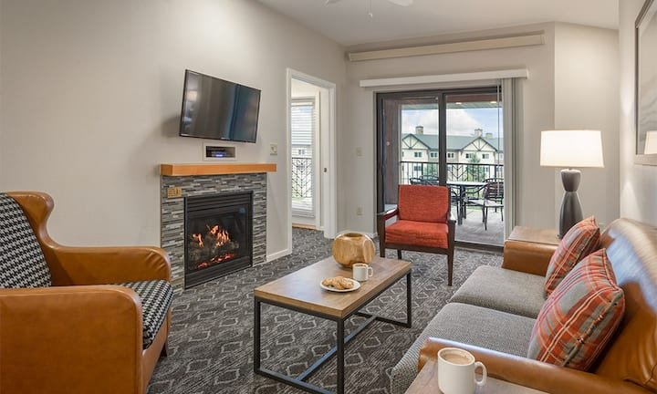 Cozy 1 Bedroom West Yellowstone Condo