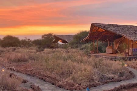 Amboseli Bush Camp - New Upper Camp