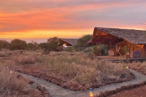 Amboseli Bush Camp - Upper Camp