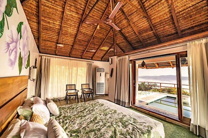 Luxury Cottage Villa nr. Washi View Point