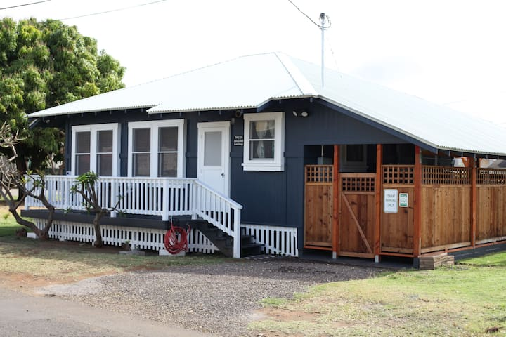 Air Conditioned Renovated Cottage-WaimeaTVNCU#1316