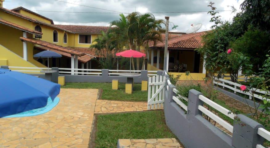 Chácara Paraíso-160 KM de São Paulo - Estiva