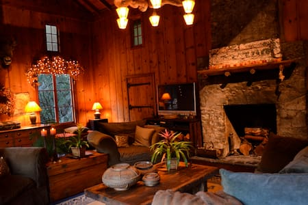 ENCHANTING VINTAGE HOME ON 3 ACRES - Nicasio - Dom