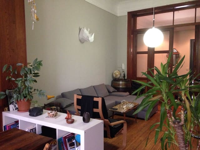Charming apartment fully equipped in a great area! - Saint-Gilles - Apartmen