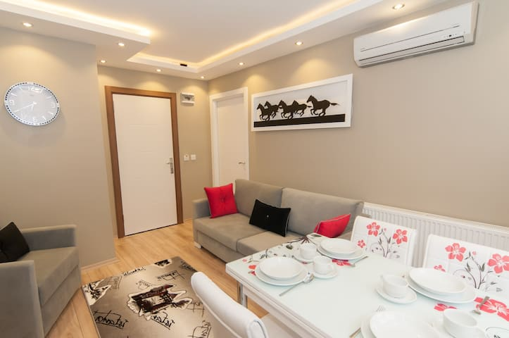 DOLCE VİTA superior apartment - Şişli - อพาร์ทเมนท์