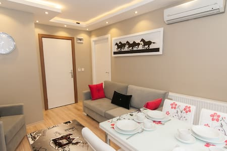 DOLCE VİTA superior apartment - Şişli