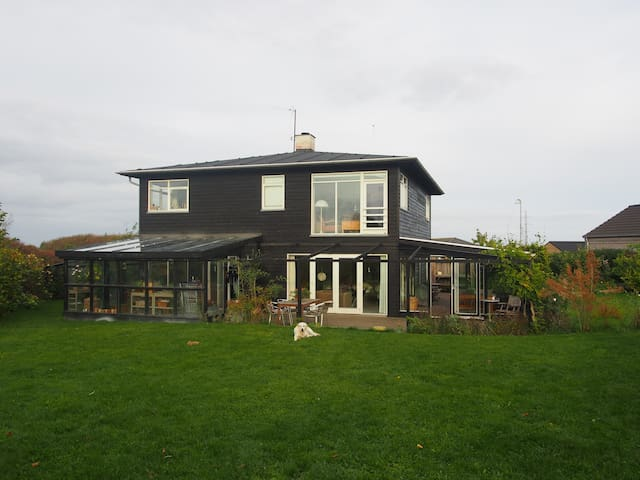house near Aarhus - Rønde - Huis