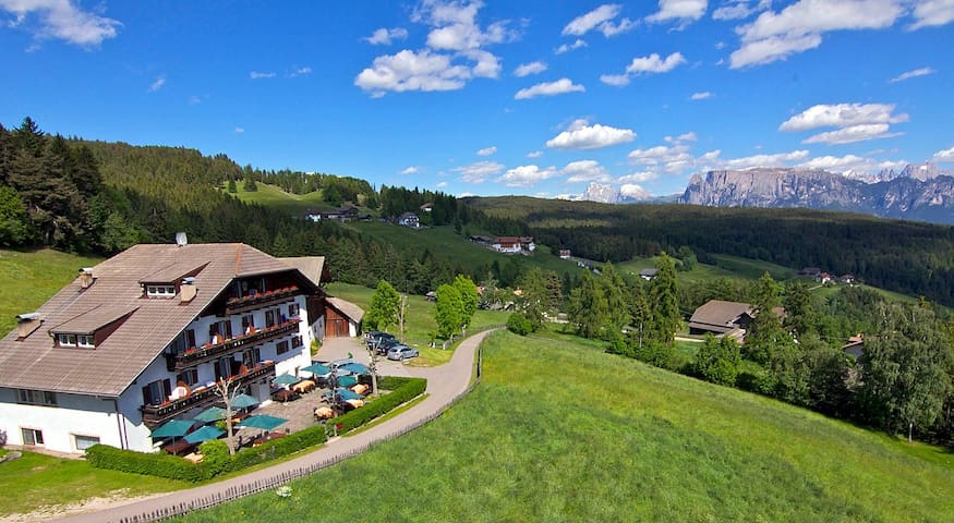 Bed & breakfast double Room at Ritten I