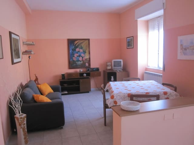 Appartamento rosa in campagna - Villa D'Adda - Apartment
