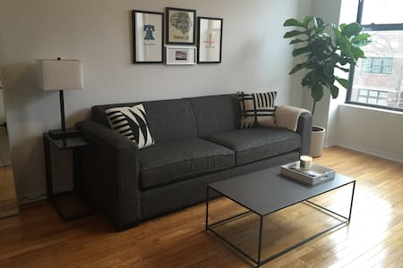 Charming and Modern in Wicker Park