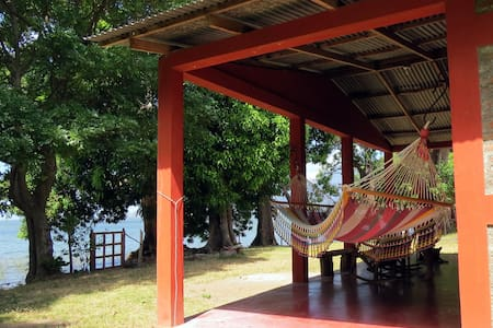 Casita Punta de Guavas on Ometepe - Mérida - บ้าน