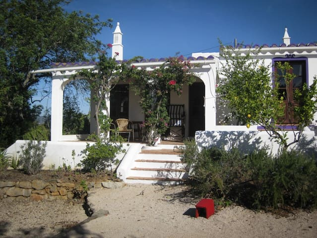 Cottage in the hills of Tavira - Tavira - Talo