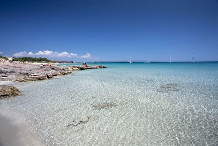 Spiaggia e relax - Calasetta - Ev