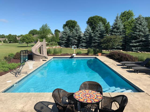 July 4th and EAA Poolside Serenity