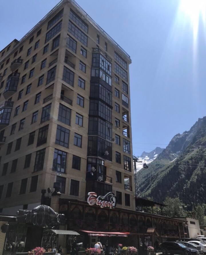 Апартаменты Вершина 109 квартира