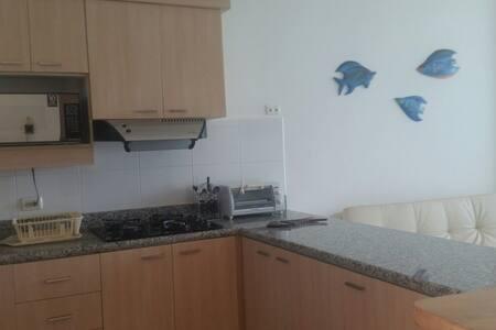 Apartamento en 1ra ensenada de coveñas, 9 personas - Coveñas - Wohnung