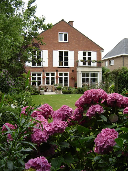 Brugge man bed and breakfast chambres d 39 h tes chambres - Chambre d hote bruges belgique ...