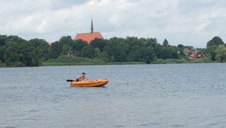 Gemütliche Ferienwohnung am Bordesholmer See