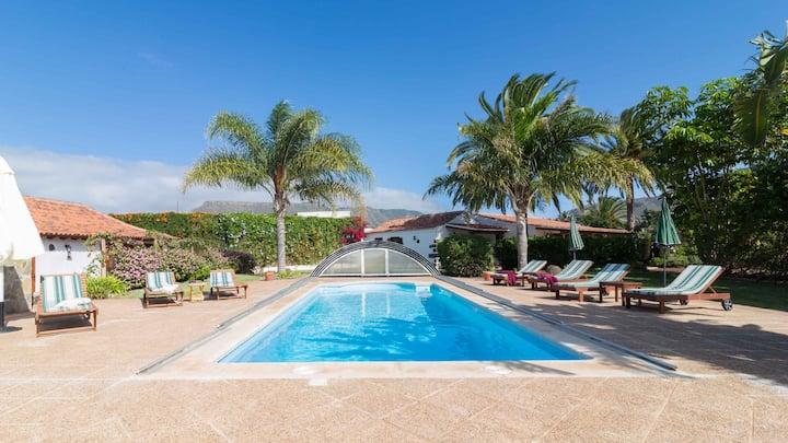 Finca El Picacho Resort in nature