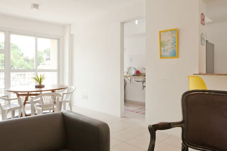 3 bedroom apartment with an amazing view to the Maracanã Stadium. 15min from Copacabana beach. Great Deal near subway station!!!