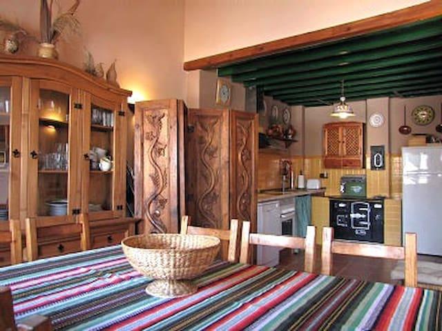 Casa rural con encanto RM -  Fuente el Saúz, Ávila - Huis