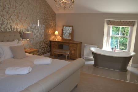 Luxurious traditional cosy cottage near Keswick - Stair