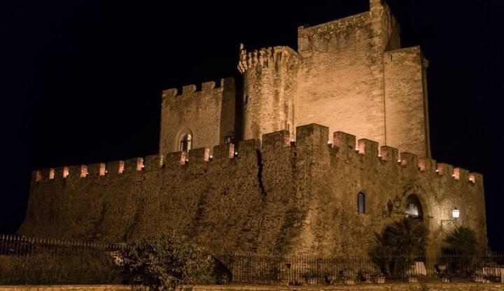 Suggestiva Suite in Castello