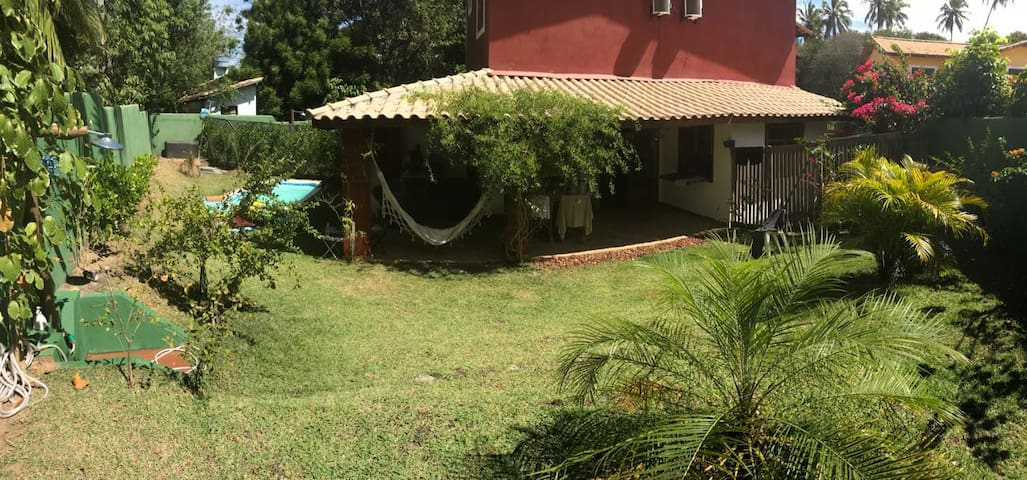 Imbassaí com piscina,Residence Provence casa 5