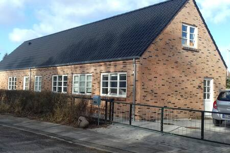 Nice big house in a quiet peaceful neighborhood - Kastrup
