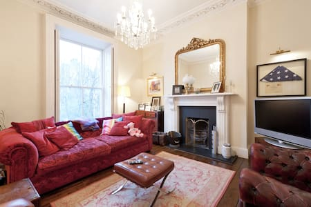 4 bed refurbished period house