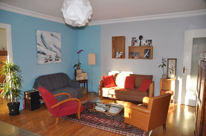 Spacious and cosy appartement - Lyon - Apartment