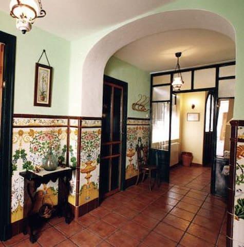 Casa rural en casco urbano - Pedro Muñoz