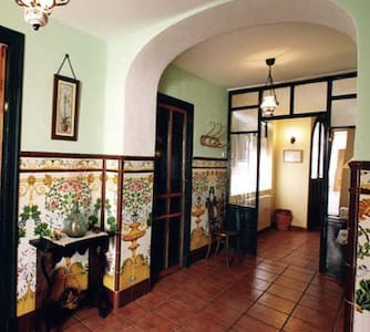 Casa rural en casco urbano - Pedro Muñoz - House