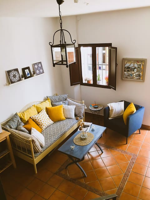 Comfort and charm in Casa Celestina