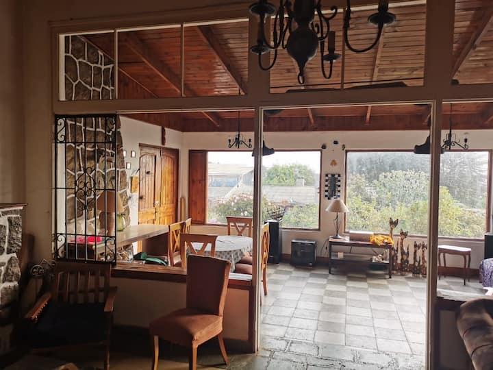 """Habitación individual 2 """"Villa el Cantoral"""""""